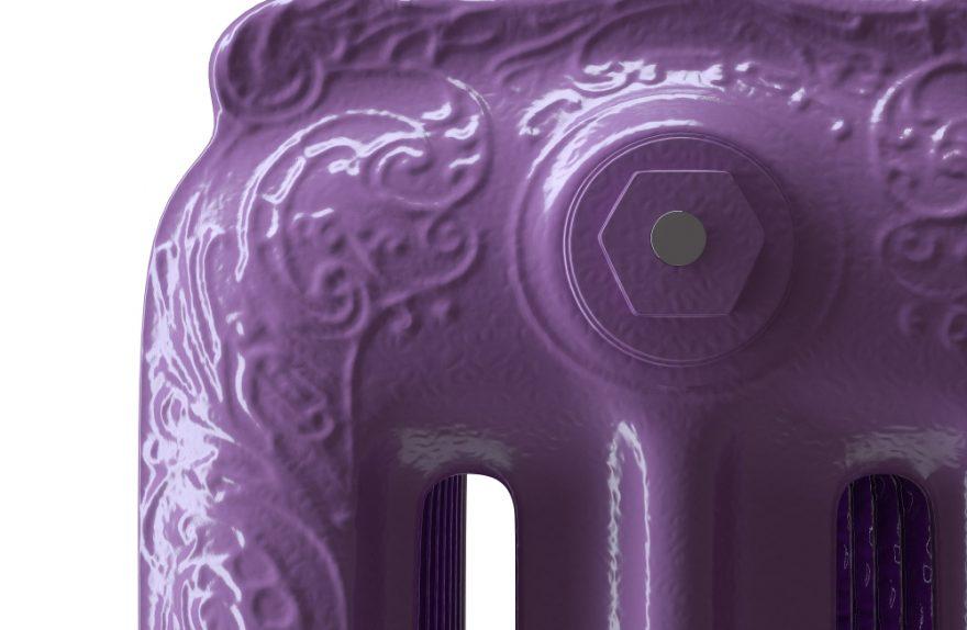 Scirocco-h tiffany, lilac color