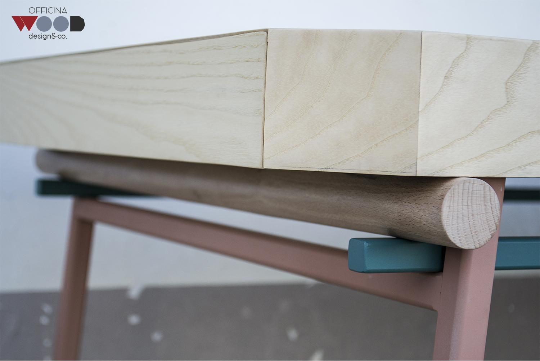 Werkstatt-Holz-Tisch verlängerbaren-agrestick-12