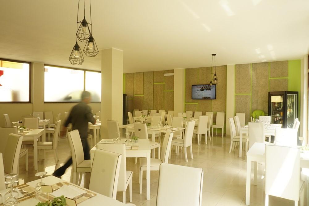 Antichi Sapori Restaurant / Nur-Fabrik