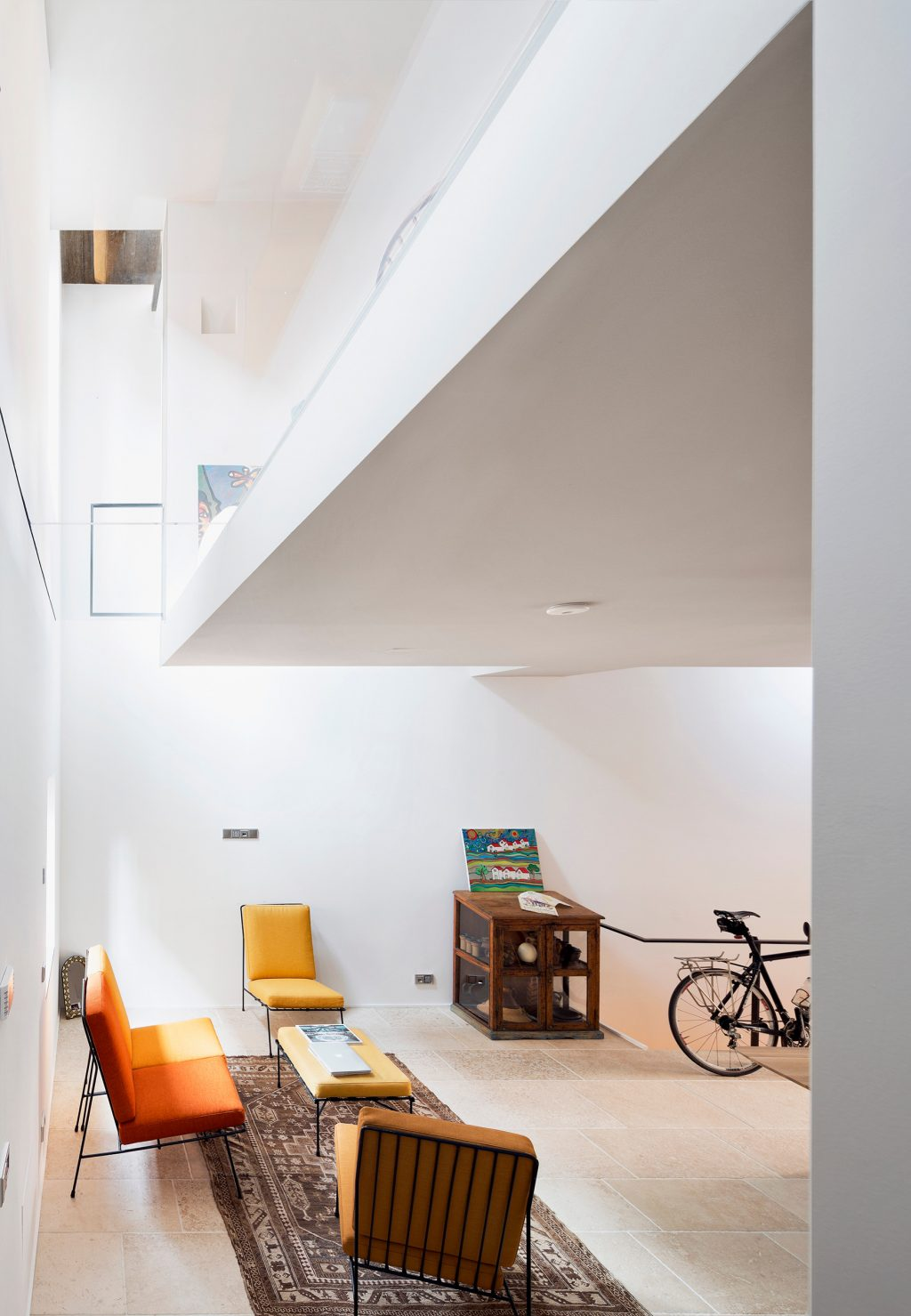 vertikale Loft Westway Achitects