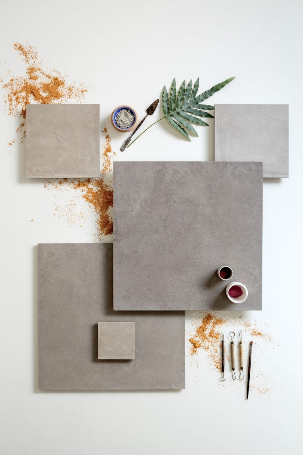 Ceramics concrete effect claymood
