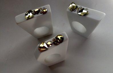 Φως τρίπτυχο των δακτυλίων από την Άννα Zullian