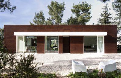 Villa PNK eine nachhaltige Haus Studio m12 AD 01