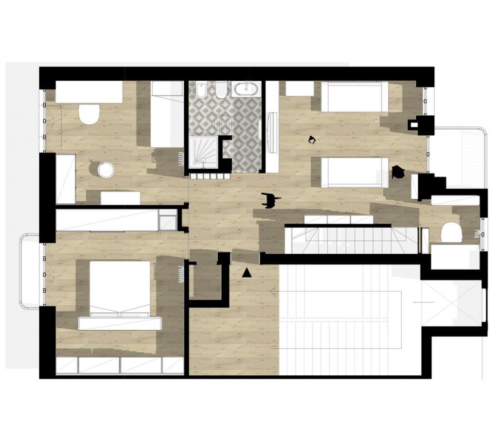 1階のプラン