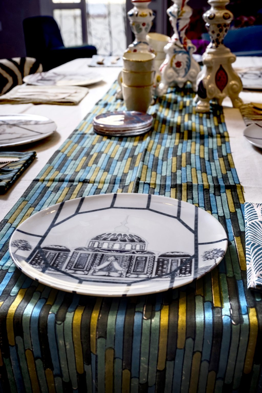 Sammlung von Topkapi-Gerichten