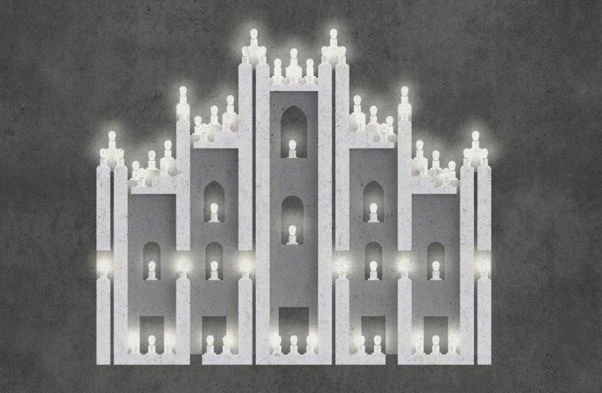 luminia italia homimilano 14 - 17 September - Ausstellung von Lebensstilen