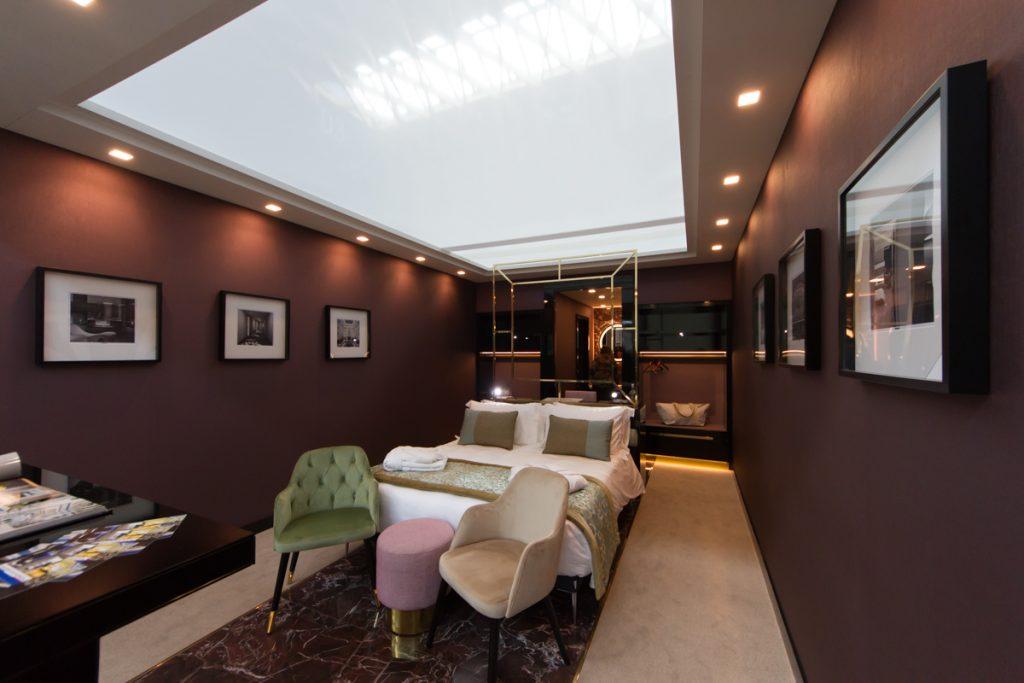 Studio Ceccaroli, HRH - Hotel Room House