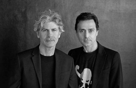Giuseppe Di Nuccio and Fabio Novembre_ph credits Settimio Benedusi