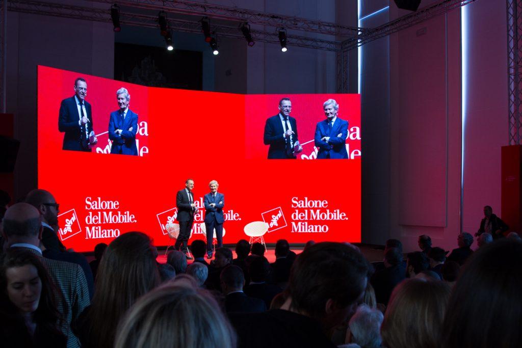 Παρουσίαση του 2019 Salone de Mobile