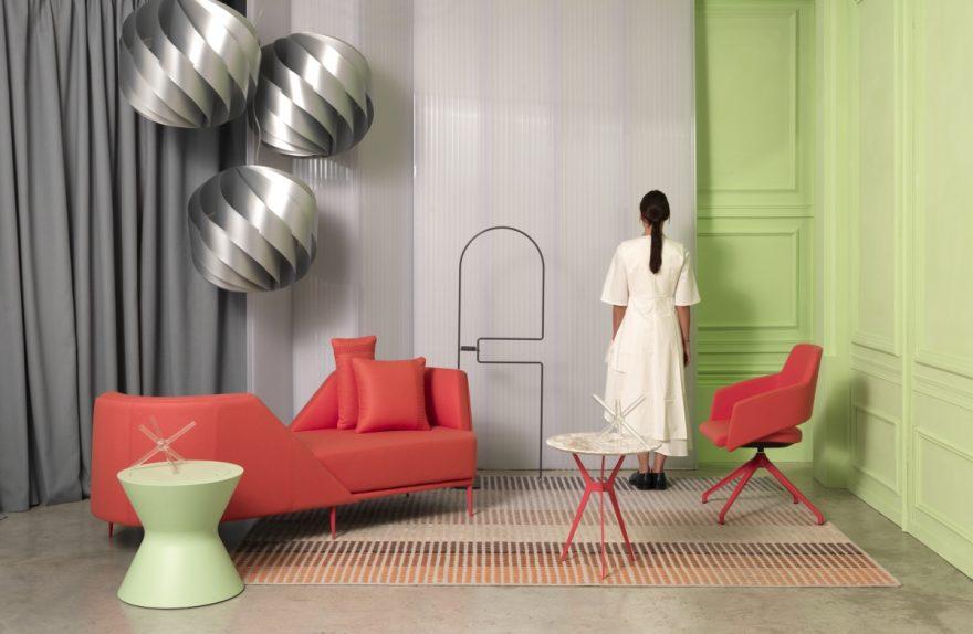 Σχεδιασμός SITIA PERGY από την εταιρεία Pergentino Battocchio & MM Company
