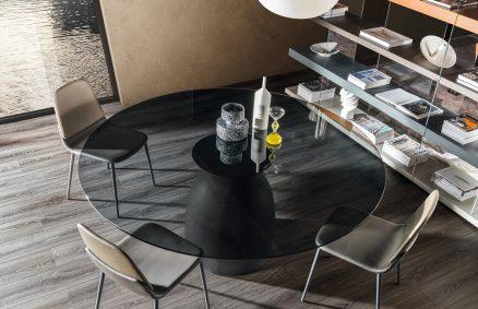 Bartoli Design Janeiro table for Lago