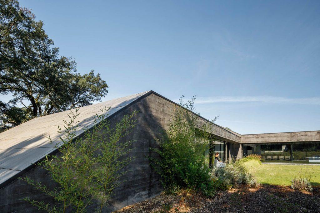 Cork Oak House - Hugo Pereira Arquitetos