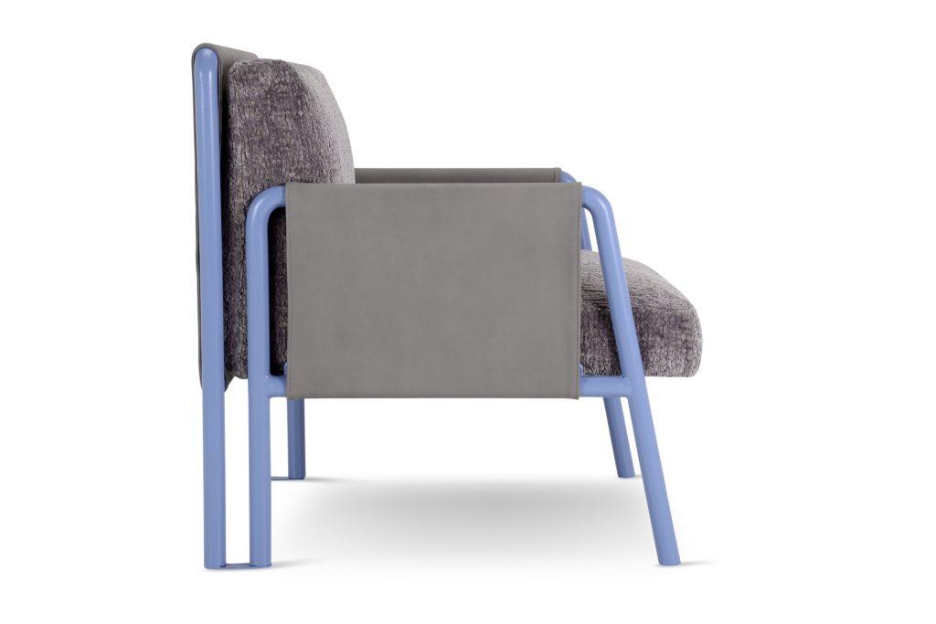 Swing armchair design debonademeo for Adrenalina 1P