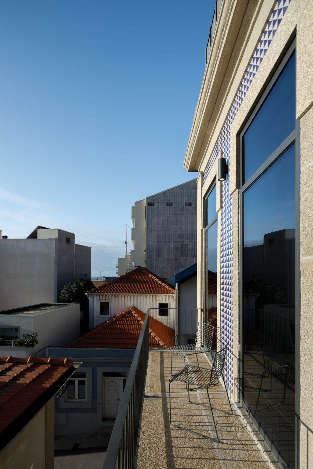 Renovation of a historic building in Foz, Porto - As Arquitectos