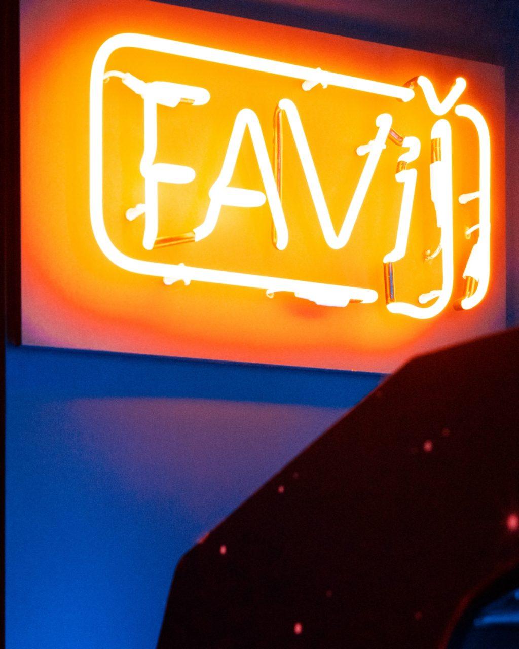 Favij project Fabio Novembre