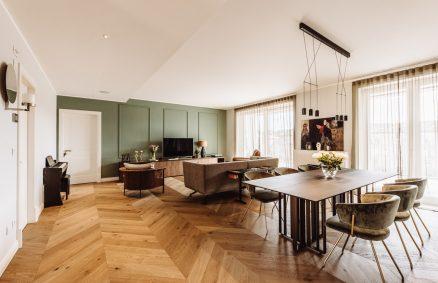 Appartamento vintage e contemporaneo a Milano Italia and Partners