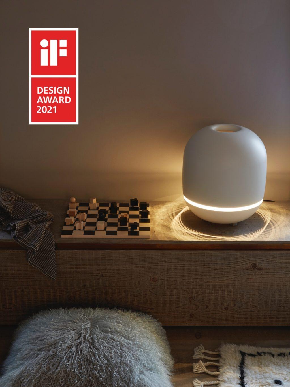 Tubes Eve oro still-life IF Design Award 2021