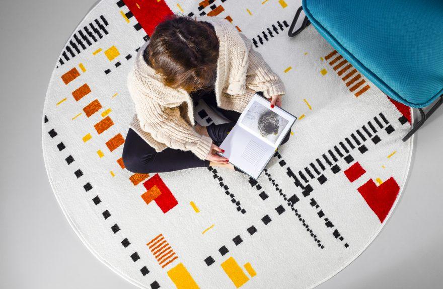 levantin design collezione di tappeti run 2021 tappeto Urban